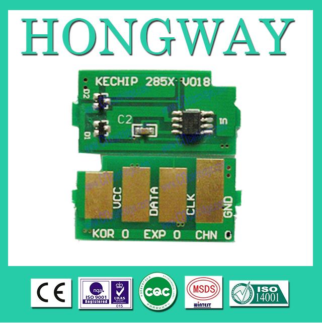Чип картриджа Hongway Samsung ml/d2850b impressoras, Samsung ml/2850 2851 2852 2450 , Samsung ml/2850 ML-2850/2851  цена
