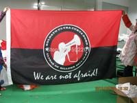 Free Shipping!! Customized national Flag Window Flag  Waving Flags (Customized logo imprint)