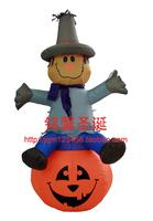 Christmas inflatable decoration halloween 2014 1.2 meters halloween inflatable pumpkin