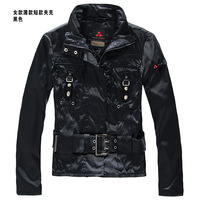 free shipping short model stand collar slim fit short model woman peutereys jacket