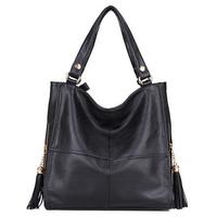2015 New Women Leather Handbag Fashion Women Messenger Bags Genuine Leather Shoulder Bag Hot Crossbody Bag Vintage Tote Bolsas