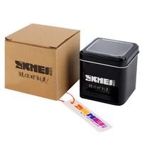 1pcs Original SKMEI Brand Watch Box Gift Box Free shipping Factory Dropshipping Box