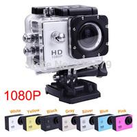 Action Camera Full HD DVR Sport DV New SJ4000 1080P Helmet Waterproof Camera Motor Mini DV CAR DVR 5pcs/lot