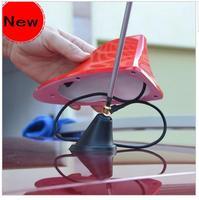 Xenia S80 car Newest design with 3M adhesive radio shark fin antenna signal shark fin antenna Free shipping