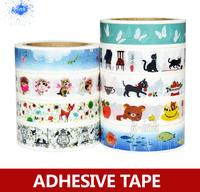 24pcs / lot, Japanese kawaii animal washi decorative tape , kids lovely animal tapes for DIY photo album decoration
