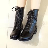new 34-41 plus size,britpop popular ankle boots,autumn&winter women classic black warm leather boots