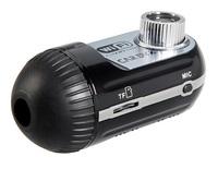 DVR-Q7 CMOS 2.4MP Full HD 1080P 140-degree Wide-angle WiFi Car DVR Camera Video Recorder Supports WiFi (Black)