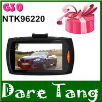 "Free Gift 2014 The Best G30 Car Camera Video Recorder Novatek 96220 Full hd 1080P 2.7""LCD+Night Vision+G-Sensor Car DVR Car Dvrs"
