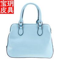 2014 new lady fashion casual handbags fresh candy color handbag clutch shoulder bag lady