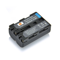DSTE NP-FM500H Battery with Free Cleaning Cloth for Sony a200, a300, a350, a700, Alpha a58, Alpha a99, DSLR-A100, DSLR-A100/B