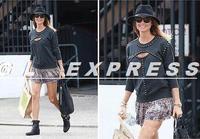 2014 Womens Crewneck Fleece Pullover Fashion Rivet Sweater Shirts Sweatshirt Blouse