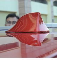 Toyota Yaris car with 3M adhesive radio shark fin antenna signal shark fin antenna