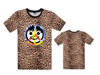 men neff cartoon printed t shirts summer hiphop streetwear 100% cotton male clothing S-XXXL new flower short tees tops