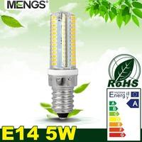 MENGS E14 5W LED Corn Light 104x 3014 SMD LEDs LED Lamp In Warm/Cool White Energy-saving Lamp