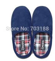 2014 men memory foam slipper ,soft and warm inner sole , winter slipper  for men