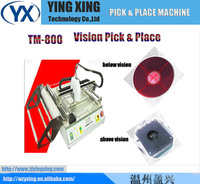 Good Sale 2014 New SMT BGA Use Camera SMT Vision BGA Pick & Place Machine TM800