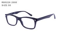 Free Shipping Classic Prescription RX Glasses Eyeglasses Frame Frames RB5228 RB 5228 2000 Myopia Vintage Retro Eyewear