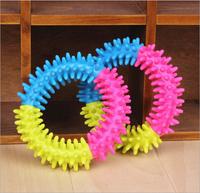 The dog biting rubber thrust ring, pet supplies, pet dog chews, pet toys, pet toys wholesale 3pcs/lot