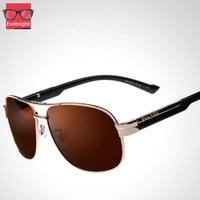 New 2014 Polarized Sunglasses Men Fashion Metal Frame UV 400 Driver aviador Sunglasses Fishing Glasses High Quality