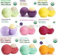 Wholesale 180pcs/lot lip balm baby lips lip smacker Natural Organic Embellish Lip Balm,Lip Care,Chapstick,Lip Gloss 7g
