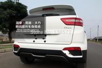 IX25 ABS Chrome Rear Fog Cover Trim Hyundai ix25 2014 2015