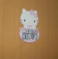 Cute Hello Kitty Cartoon No Residual Glue Reuse Magic Hook Max Load Weight 5kg