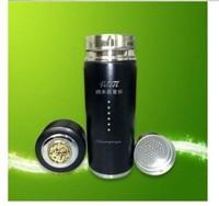 Alkaline water cup stainless steel vacuum flask Tourmaline Nano Energy Cup weak alkaline water cup