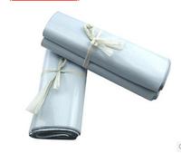 Free Shipping 100pcs/lot 38*47cm White Mailbag  Envelope Self-seal bag Postal Mailing big Bags packing material pollution-free