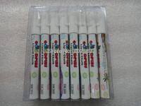 White Neon pen neon board pen mirror pen handwriting board good pen goodplus 3mm 8pcs
