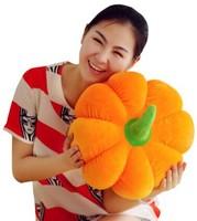 Halloween Pumpkin cushion pillow stuffed toy doll creative birthday gift                 free shipping
