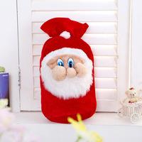 Hot sale Christmas santa claus gift bags christmas decoration supplies free shipping