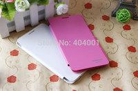 2 pcs flip case Lenovo A850+ octa core for original Lenovo a850+ phone cover Lenovo A850+ leather case wholesale W