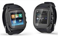 "Smart phone Watch PW306II 1.54"" screem MTK 1.3G Dual core 512M 4G 3G WCDMA GSM GPS WIFI 5.0M camera Bluetooth watch phone"