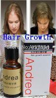 3pcs/lot andrea hair growth hair care loss grow hair faster care for hair 20ml /bottle/pcs