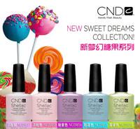 Free shipping!! Any 47pcs/lot 2014 Newest Shellac CND UV &LED Nail Gel Polish Total 73 Fashon Colors For Gel Nail Polish