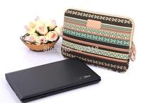 "15"" Bohemian Netbook Laptop Sleeve Case  for 15.4"" 15.6"" laptop free shipping"