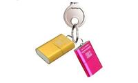 300PCS Free Shipping Hot Sale Portable High Speed Mini USB 2.0 Micro SD TF T-Flash Memory Card Reader