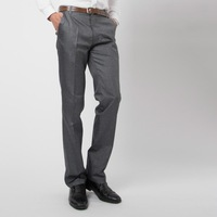 2014 new spring and antumn men's soild authentic casual Pant men's straight waist cotton formal pants