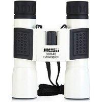 Practical 30 x 40 1500 m / 9500m Binoculars with Neck Strap Bird Watching telescope Travel Necessaries