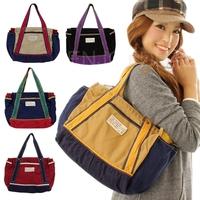 New arrival 2014 Hot Ladies Canvas Shoulder Bag Hobo Purse Tote Women Messenger Handbag for faster delivery