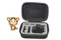 Free shipping Portable goPro accessories 3 EVA bag GoPro update Digital camera storage bag go pro hero bag size 12inch