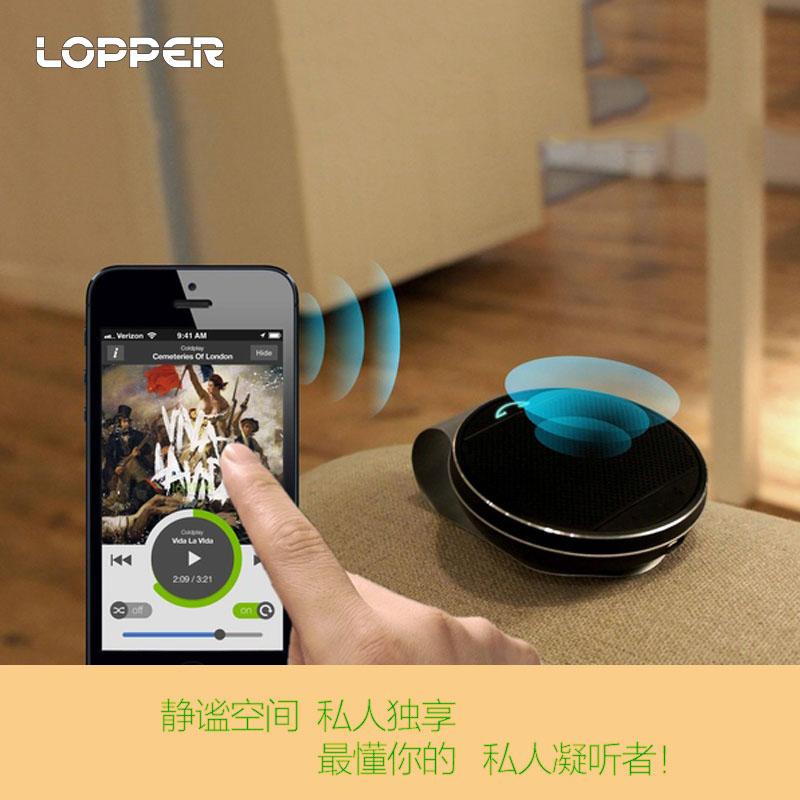 portable bluetooth speaker tesourão carro kit de alto-falante ultra longo tempo ultra- mini fina subwoofer(China (Mainland))