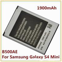 NEW B500AE 1900 mAh Battery For Samsung Galaxy S4 Mini I9190 I9192 I9195 Batteria