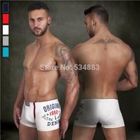 20 pcs/lot Pinkhero cotton men underwear 5 colors M/L/XL/XXL men boxer bodybuilding Male panties high quality calecon homme