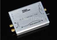 Muse Hi-Fi Fever DAC DIR9001+TDA1543 parallel connection NOS DAC Silver