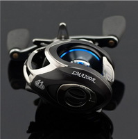 Baitcasting Fishing Reel 11BB Bait Casting Reel Wheel Coil Lure Saltwater Ratio 6.3:1 Molinete Pesca Gear Free Shipping
