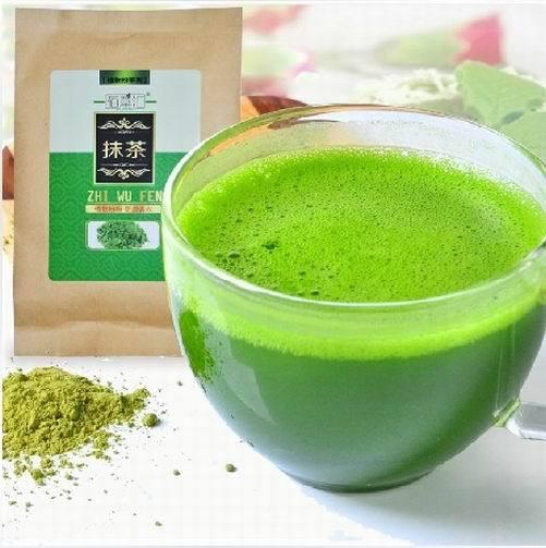 Зеленый чай при похудении: польза и вред