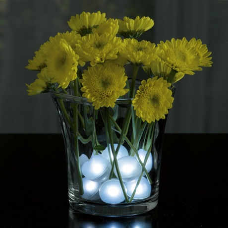 2014 new design waterproof flora balloon led ball lights