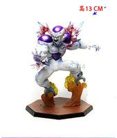 "30pcs/lot EMS  New Arrival Hot  Dragon Ball Z  Freeza Final Form Bandai Tamashii Nations Zero 5.5"" PVC Figure Toys"