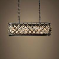 2014 American modern minimalist restaurant chandelier  3003D6